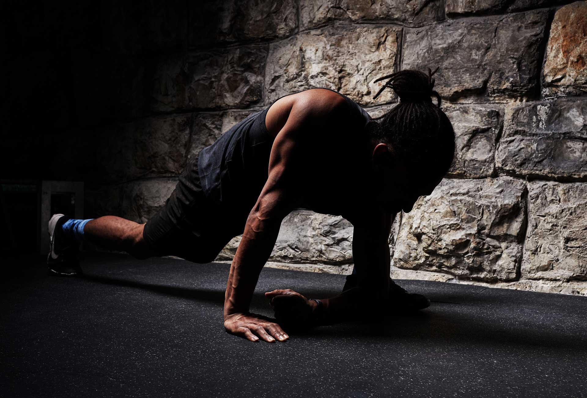 Personal Trainer Malick N'Diaye