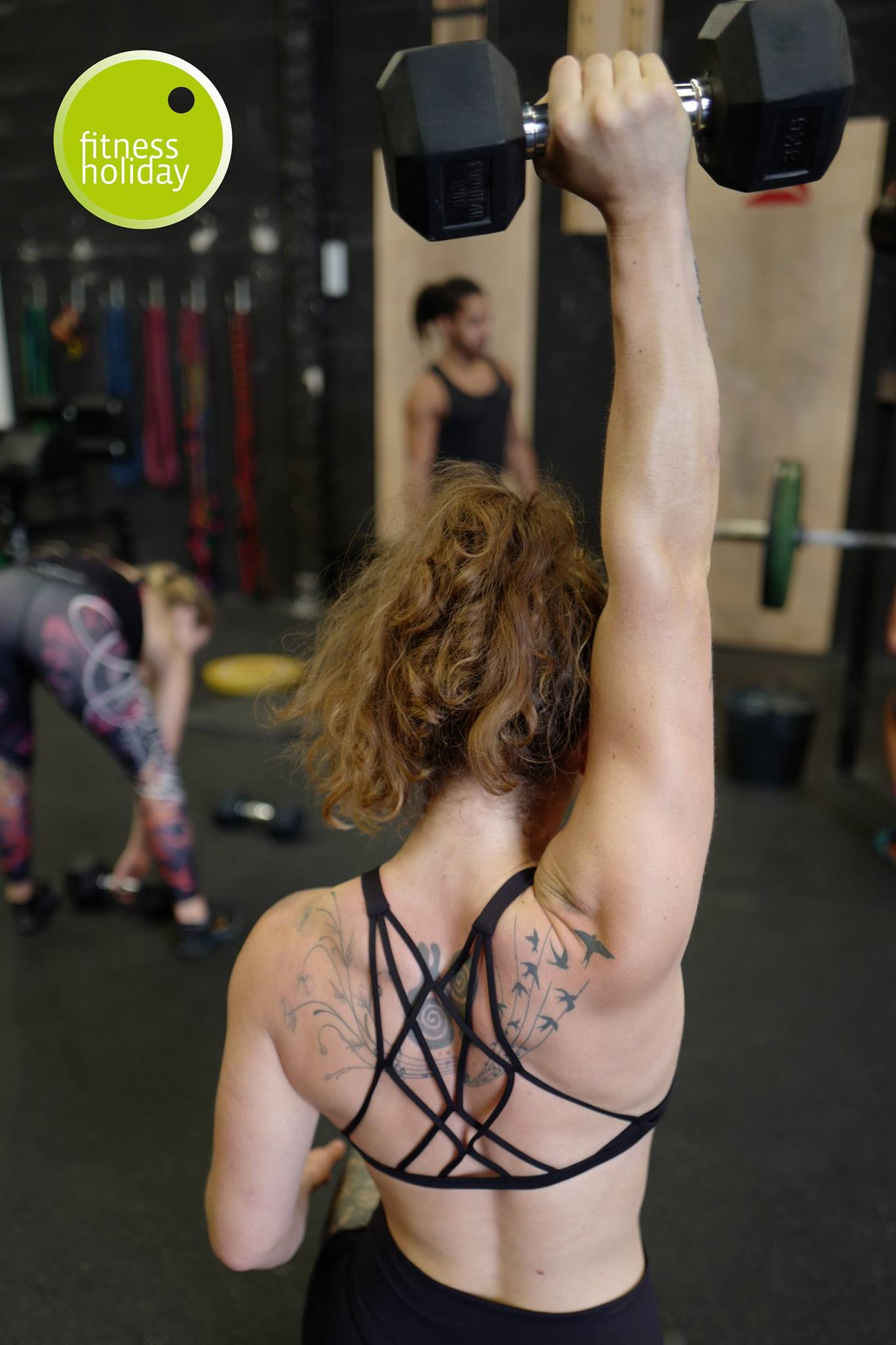 CrossFit Mallorca Functional Bodybuilding Coach Malick Fitnessholiday