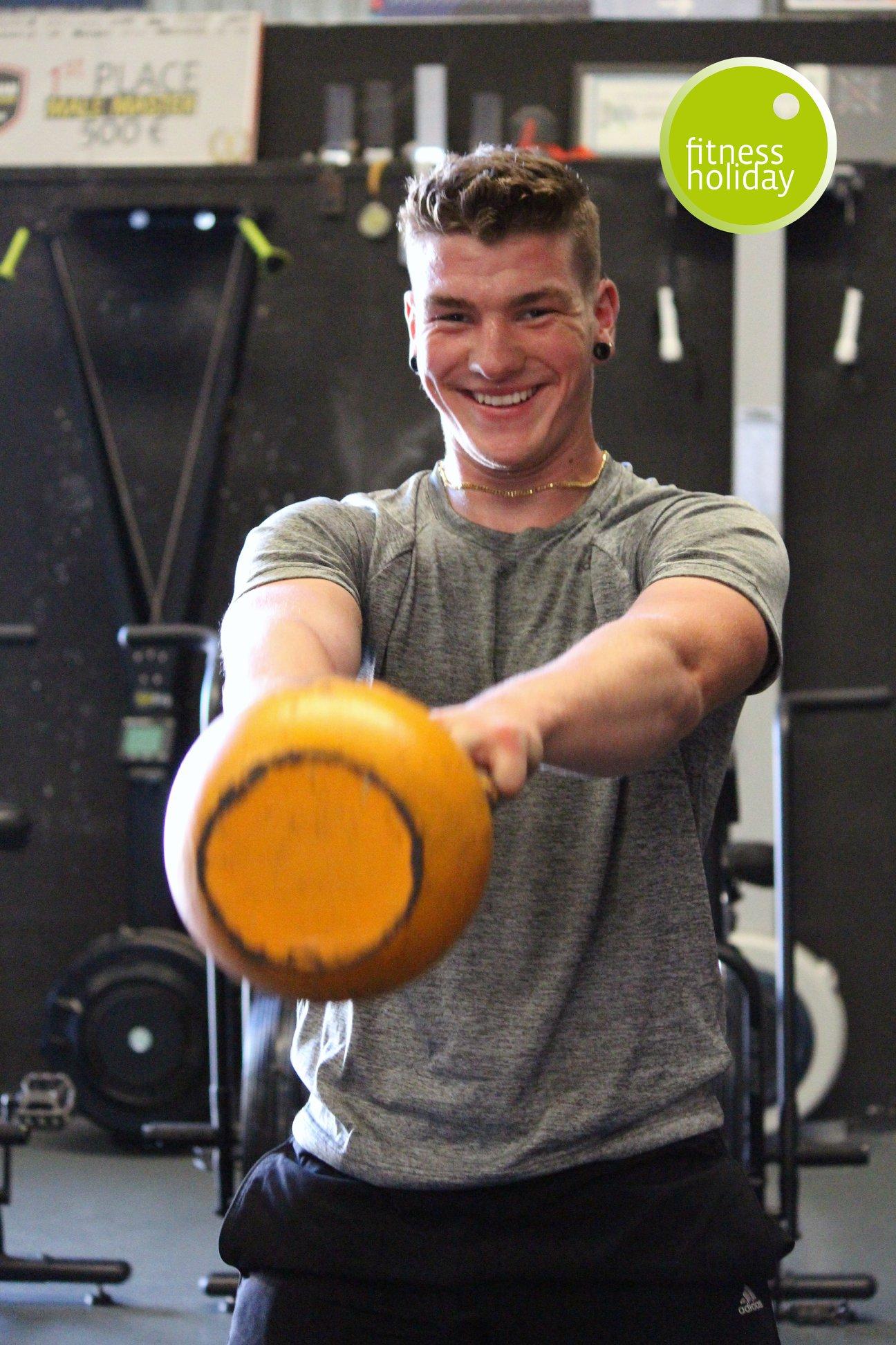 CrossFit Mallorca Functional Bodybuilding Coach Malick